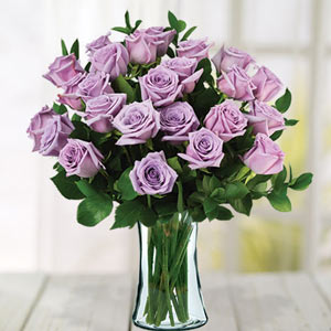 Parsippany Florist | 24 Lavender Roses