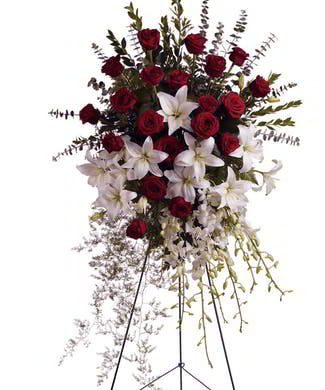 Parsippany Florist | Lily Rose Spray