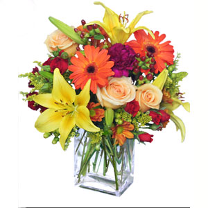 Parsippany Florist | Fall Blush
