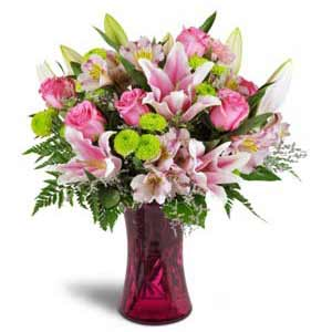 Parsippany Florist | Cheerful Vase